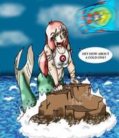 Redneck Mermaid