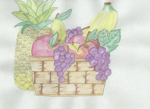 Fruit Arrangement 2