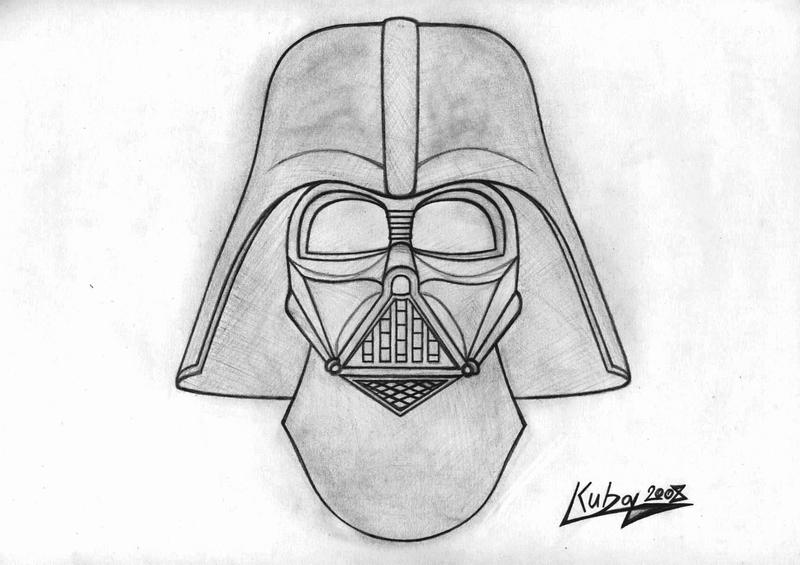 Darth Vader by KUBAU on DeviantArt