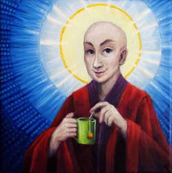 Tea Saint by Tiliantti