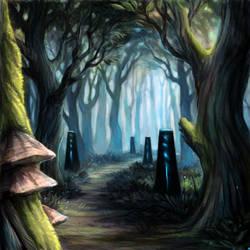 Path by Tiliantti