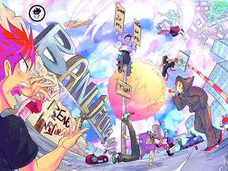 Soumakyo   Dreamland Savane Vs Attila Does Hip Hop By Planetekrilin