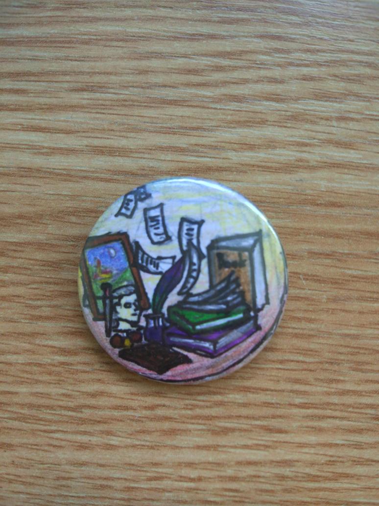SemesterEnd MUNI - original badge by Izvin