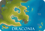 Draconia: Map