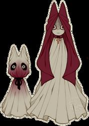 The Priest by Ponkochi