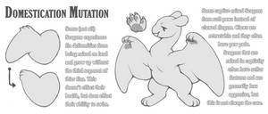 Seagons: Domestication Mutation