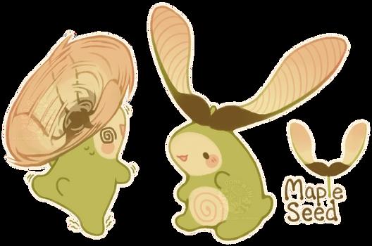 Maple Seed (OPEN)
