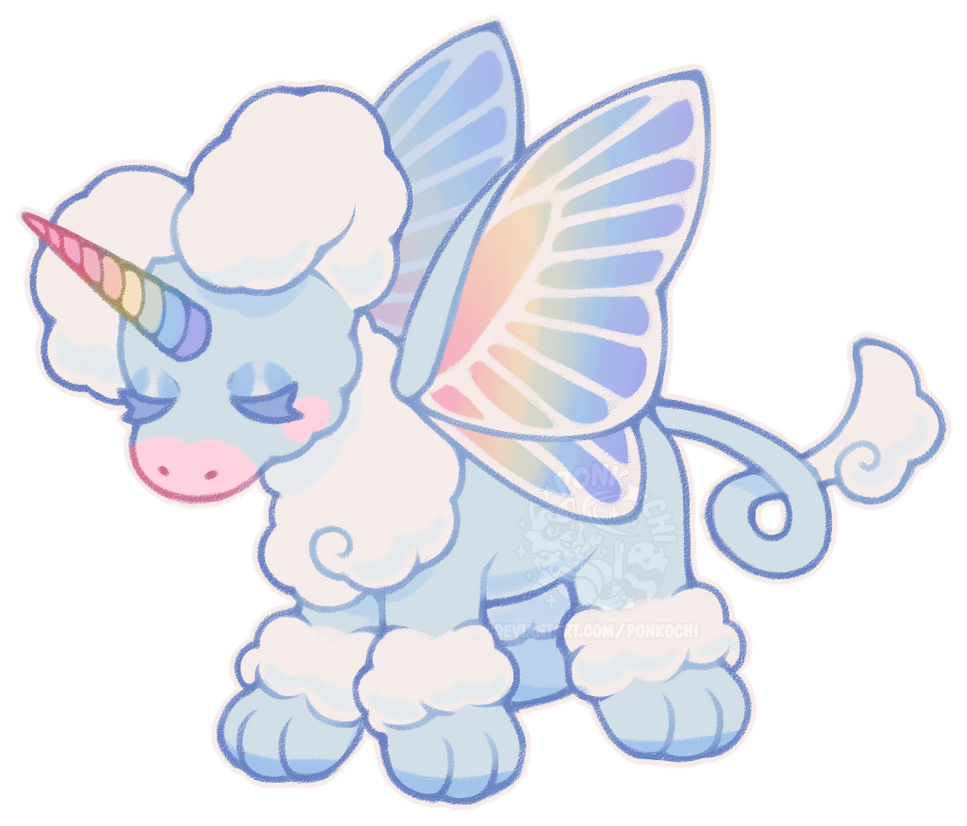 Butterfly Unicorn (CLOSED)