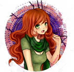Windranger at your service - Adoptable! by Picassita
