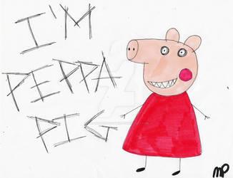 I'm Peppa Pig