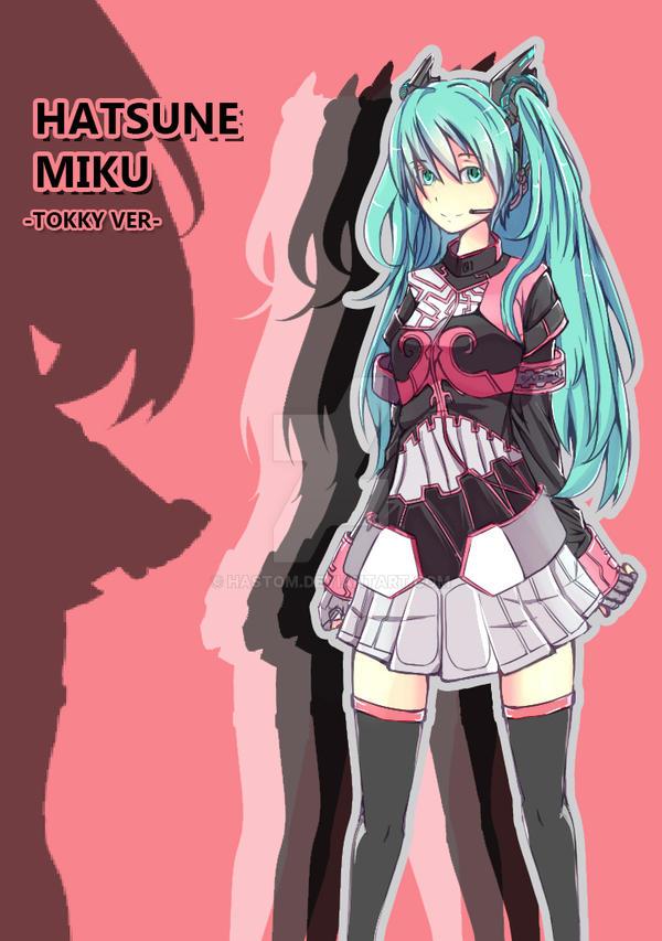 Hatsune Miku - My Version by hastom