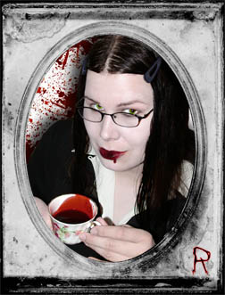 Warm Red Tea by The-Oubliette