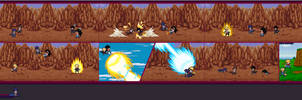 Ultra Dragon Ball Cap 2. by Shirbersorc