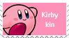 Kirby Kin Stamp by AstralTravell