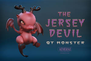 Jersey Devil by AimeraiDesigns