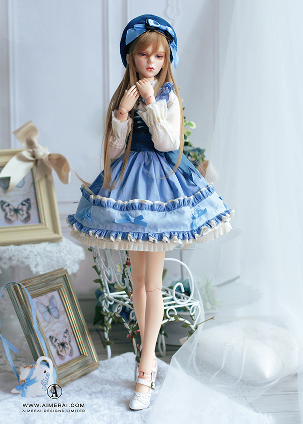 Glinda Breeze ver 09 by AimeraiDesigns