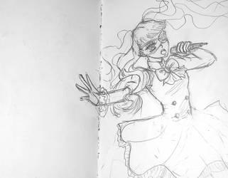 Alice Fukumenkei Noise by Umikolove