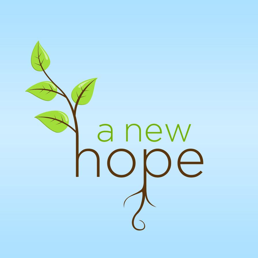 Image gallery new hope logo Design a new logo