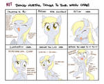 NOT doing harmful things to Derpy