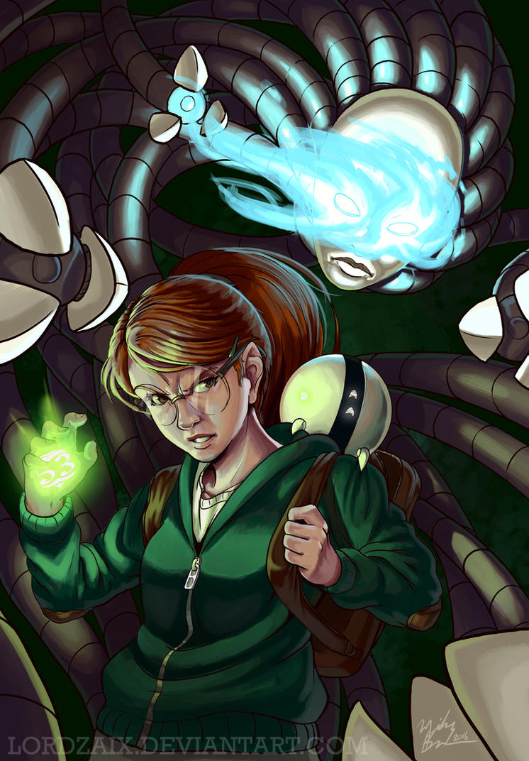 [Fanart] Infinity Train by LordZaix