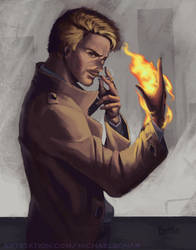 Hellblazer by LordZaix