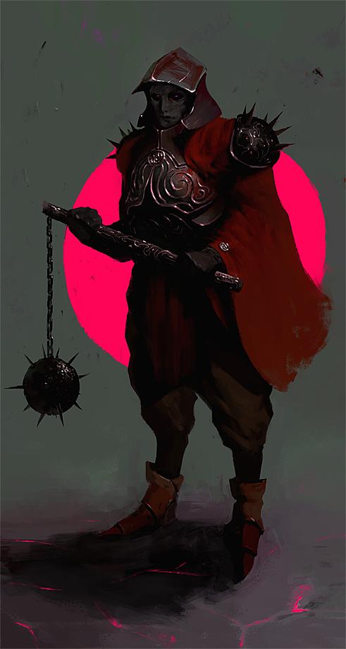 Gatekeeper by henrikutvonen