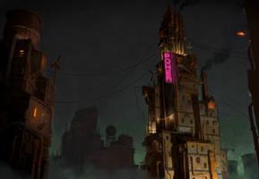 Dark City FACTORY