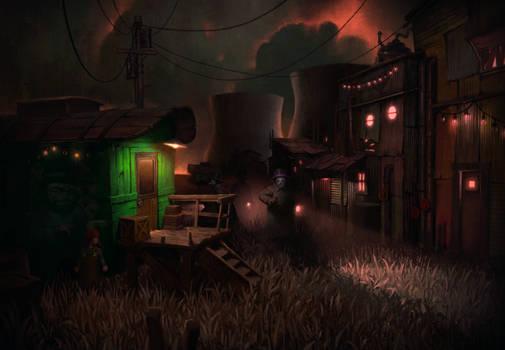 Dark City OUTSKIRTS