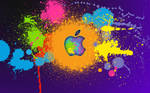 Apple iPad event wallpaper by mb-neo