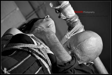 Black n Whites n Rope with Esinem by ChargeUK