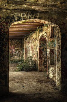 HDR Old Winery2