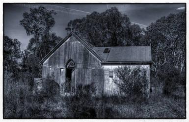 Kellys Creek Bush Church 1