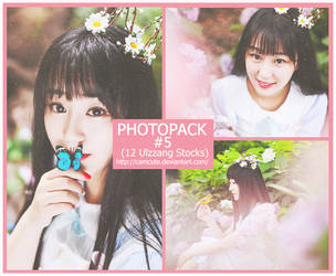 [Photopack #5] Ulzzang Girl by camcute