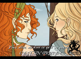 Ch 5 part 1 - It's an order ! by Amarna