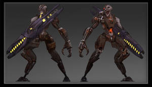 XCOM 2: Alien Hunters 2.0 (Sectoid Admiral)