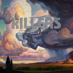 The Killers Imploding The Mirage Alternative Cover