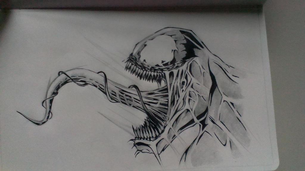 Venom by StarvingPenguin