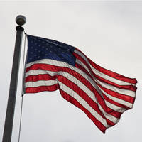 American Flag by Stock-M