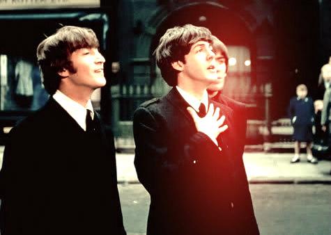Lennon/McCartney by Fab4fnatic
