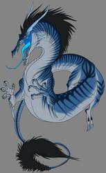 Blue Critter SL Tattoo by KimmyMonstah