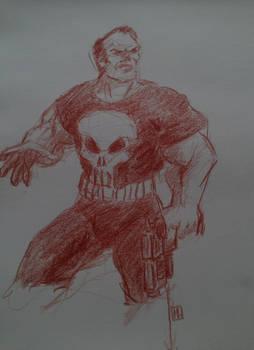 sketch2015 - Punisher