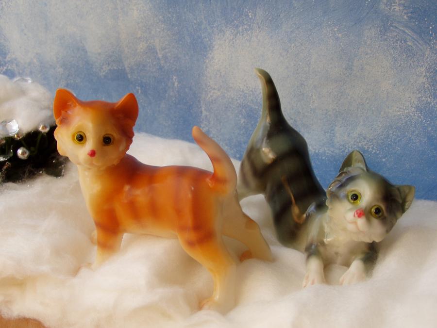 Warriors Cats Toys 85