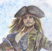 Mini Cap'n Jack by conniekidd