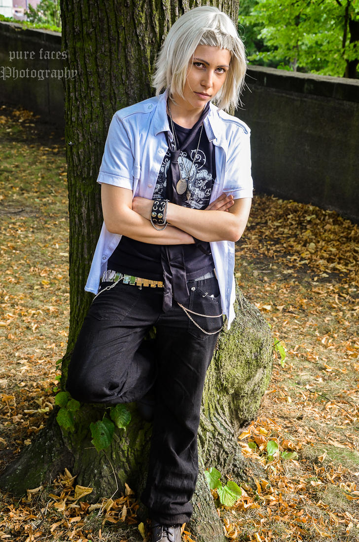 Katekyo Hitman Reborn! - Hayato Gokudera by pure-faces