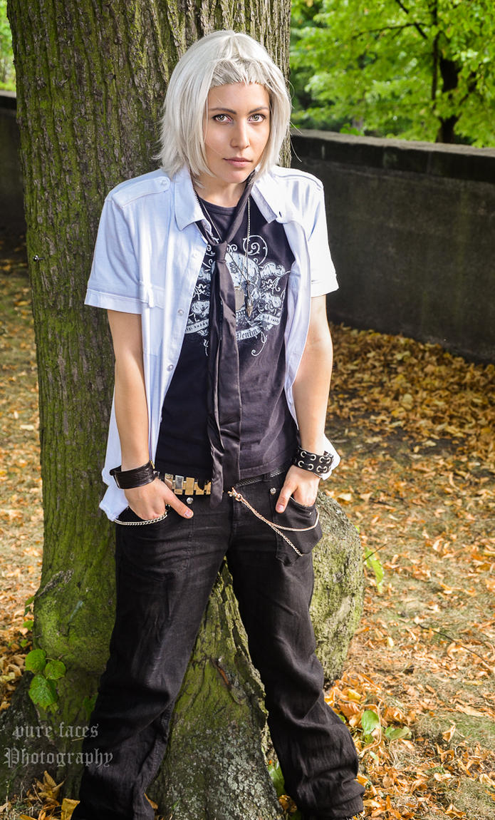 Katekyo Hitman Reborn! - Hayato Gokudera by pure-faces