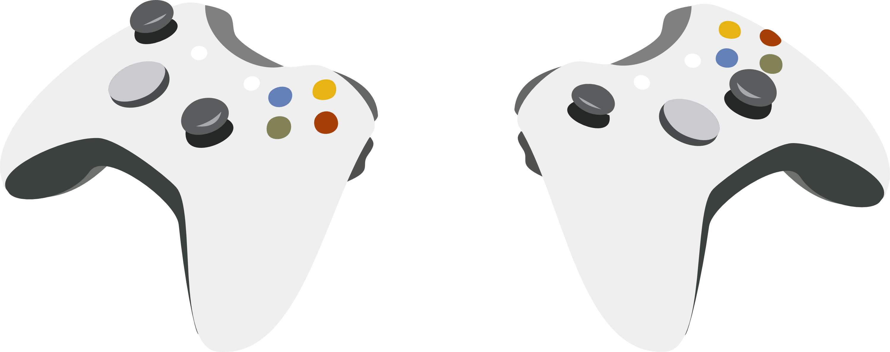 D Line Drawings Xbox : Xbox controller by muhmuhmuhimdead on deviantart