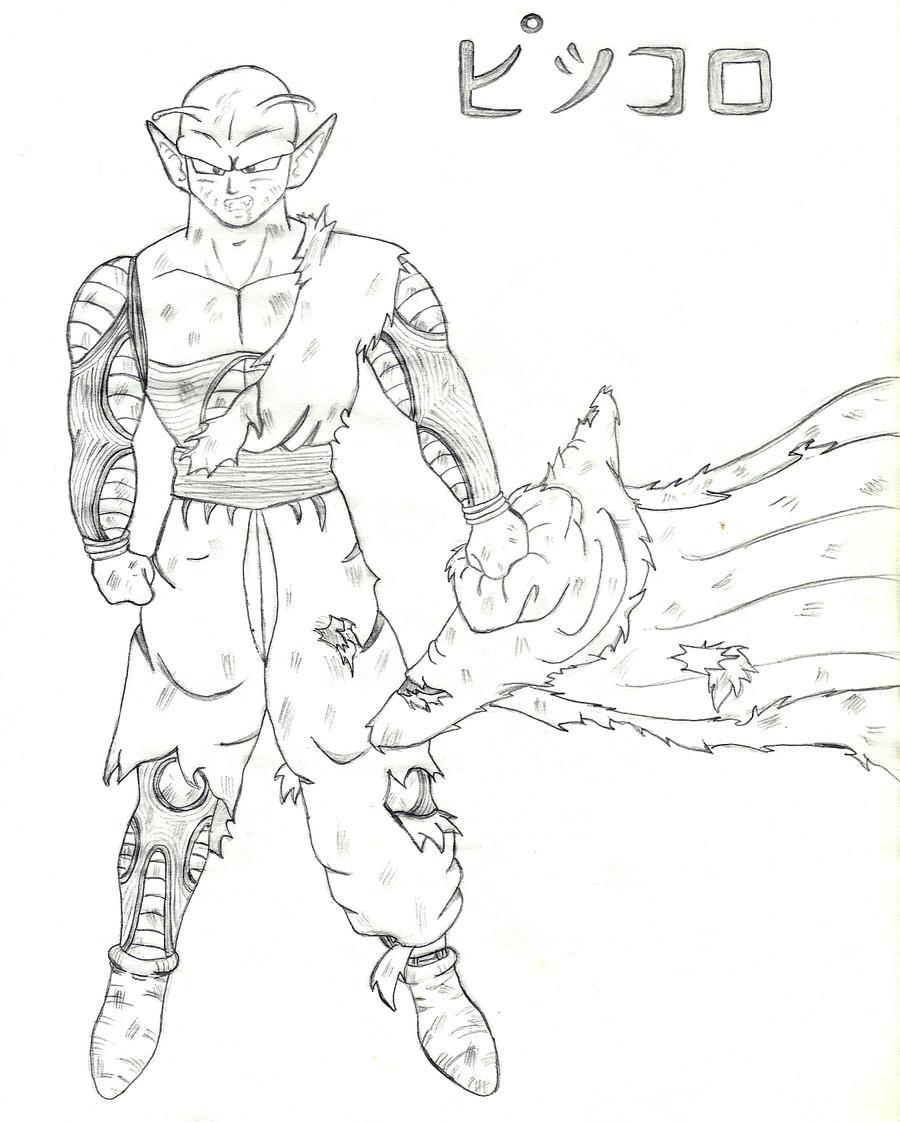 Piccolo by LightningChrono