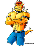 Bowser In Jeans II