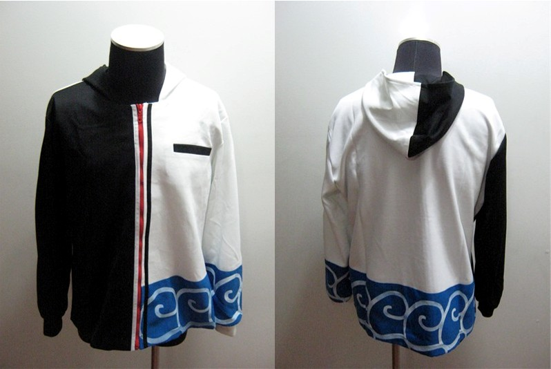 Blue Wave Hoodie new by AniFashion