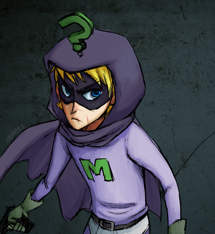 Mysterion by Kayotics